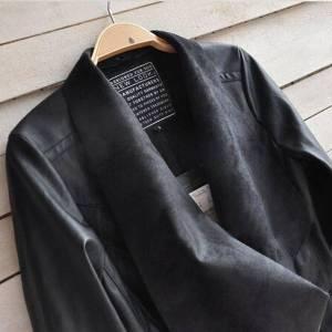 blouson fashion femme imitation cuir