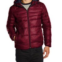 Jack-Jones-Manteau-Manches-longues-Homme-Rouge-Large-0