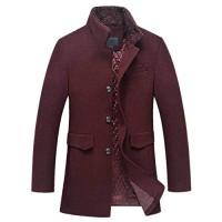 OCHENTA-Homme-Manteau-hiver-en-laine-collier-stand-Gabardine-0