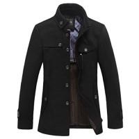 OCHENTA-Homme-Manteau-hiver-en-laine-collier-stand-Gabardine-Casual-0