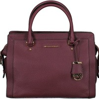 Sac--main-michael-kors-cOLLINS-bordeaux-0