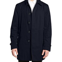 United-Colors-Of-Benetton-Manteau-Trench-Manches-longues-Homme-0