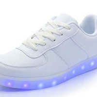 Brinny-Sneakers-7-Couleur-Unisexe-Homme-Femme-USB-Charge-LED-Lumire-Lumineux-Clignotants-Chaussures-de-Sports-Baskets-recharge-0