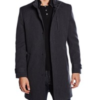 Celio-Nitty-Manteau-Manches-longues-Homme-0