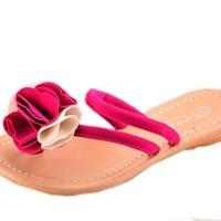 Zeagoo-Sandales-de-Et--talon-plat-Pantoufles-Chaussures-de-plage-Femme-escarpins-Chaussons-babouche-0